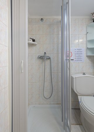 Rodos, Grécko: Shower