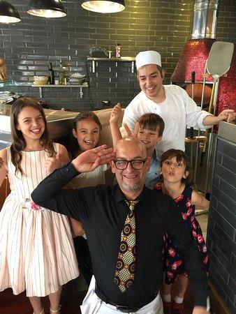 Otello Restaurant: Great birthday celebration at Otello's Hove