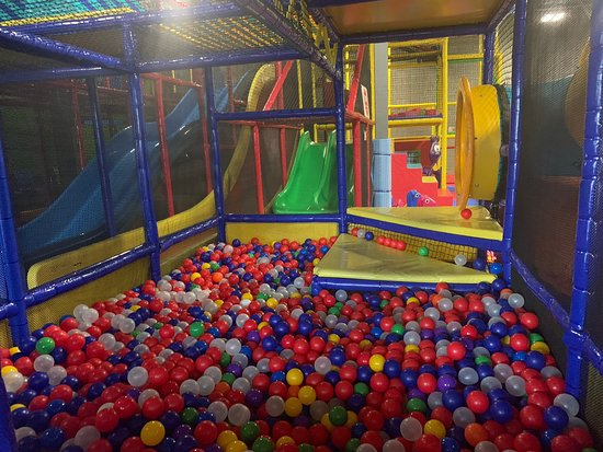 Recess Time Indoor Playground