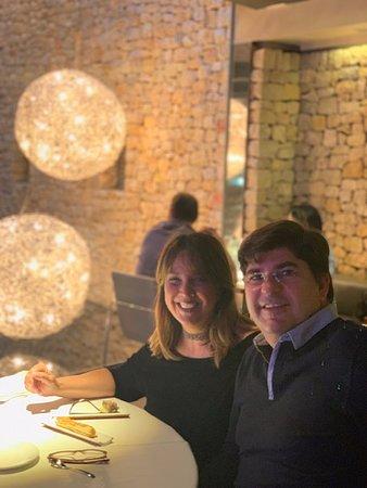 Restaurant Bruixes de Burriac: Una velada muy agradable, relajante y a un ritmo sin estrés