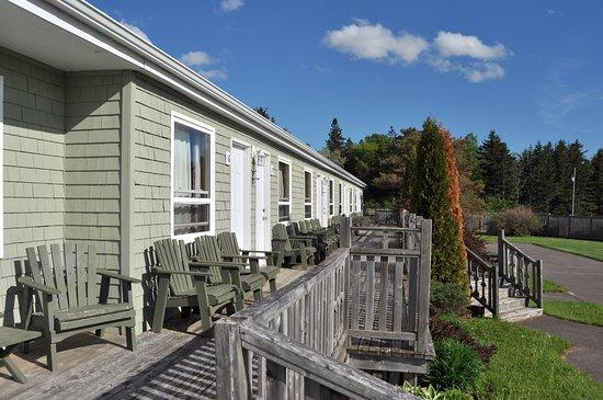 Bay Vista Motel: Section 14 - 23