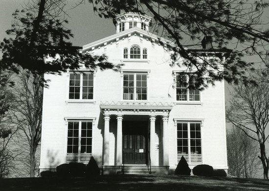 Captain Nathaniel B. Palmer House Museum