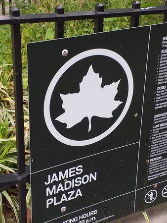 James Madison Plaza