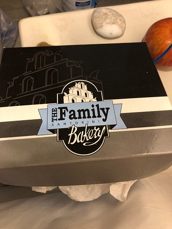 Bakery & Pastry Shop Megalochori Photo