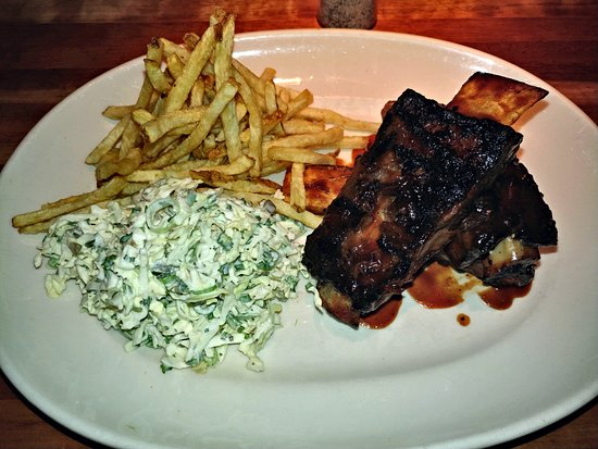 BBQ Beef Back Ribs - Bandera in Chicago (13/Apr/19).