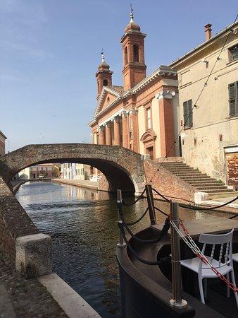 Visit Comacchio