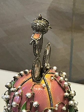 Faberge Museum: The mechanisms are mazing