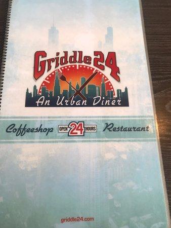 Griddle 24