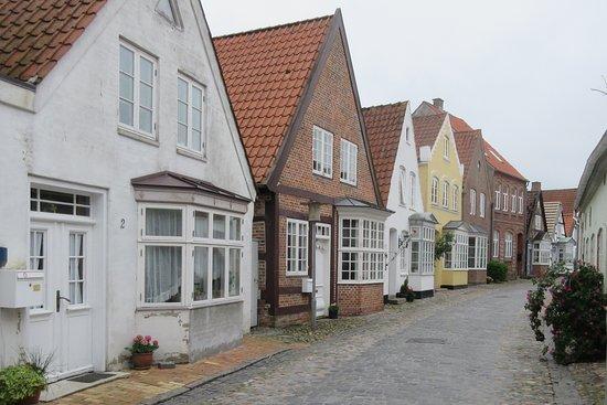 Toender, Danska: Uldgade set fra Søndergade