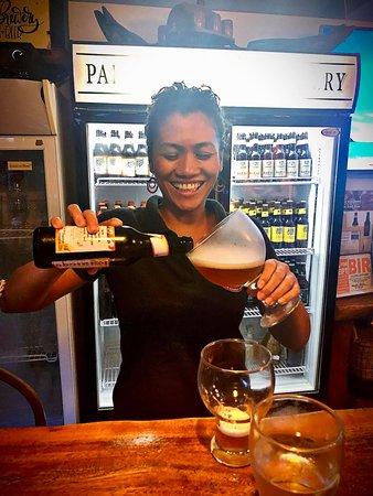 Beertender Fhem... Beer with a smile!
