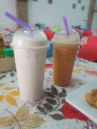 Delicious halal thai food