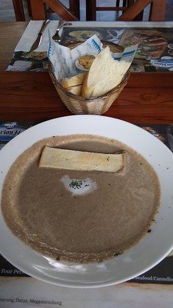 Bavarian Haus: Soup