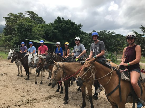 ConchalFun: Horse back riding