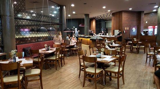 Restaurant Santo Garden: Restaurante Santo Garden Grill - Santa Maria, RS
