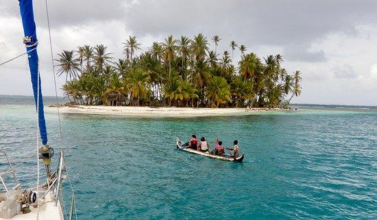 Sailing San Blas Islands Panama, with Blue Sailing