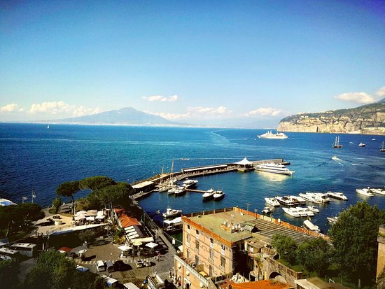 Good morning from Sorrento 😎