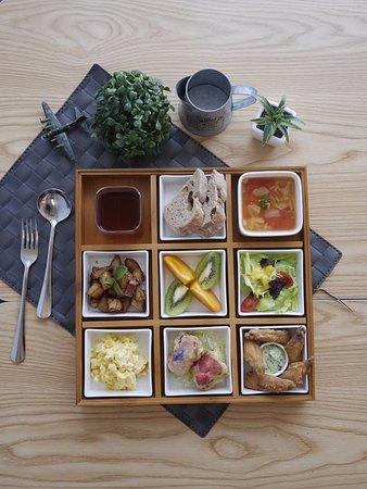 9 Squares Brunch: 美式環遊世界9宮格套餐