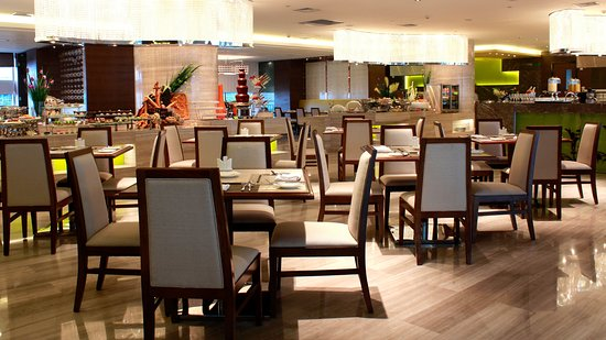 Holiday Inn Shijiazhuang Central: Restaurant