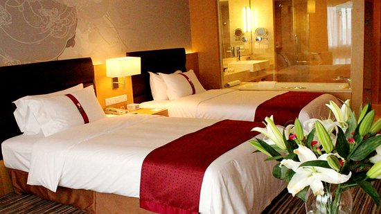 Holiday Inn Shijiazhuang Central: Guest room