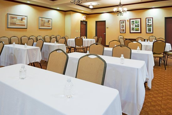 Holiday Inn Express - Hotel & Suites: Meeting room