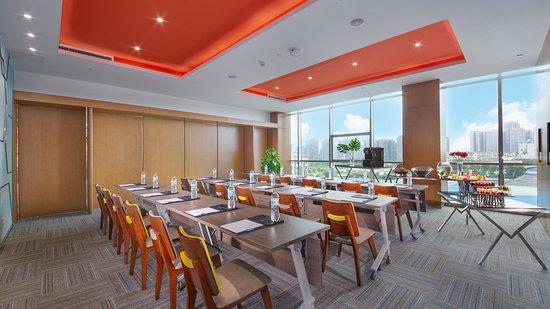 Holiday Inn Express Mianyang: Meeting room