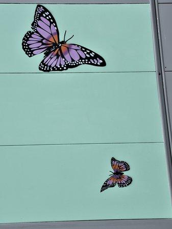 Clos du Chêne Street-Art : Détail de la fresque