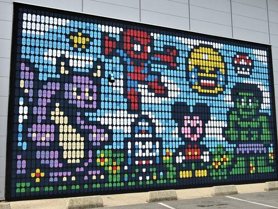 Clos du Chene Street-Art