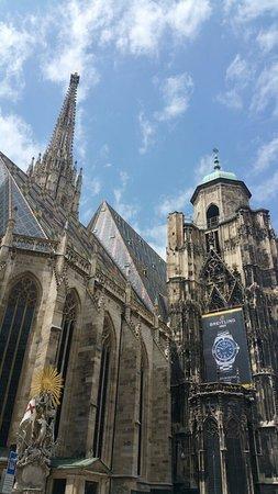 Viaje al centro de Viena