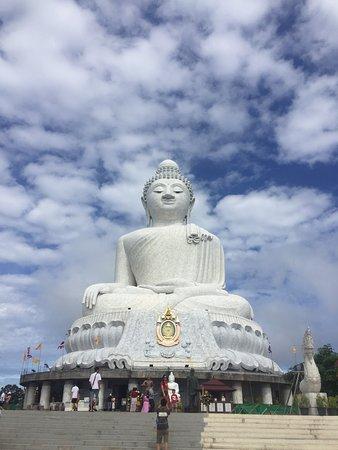 Big Buddha- Nice views, great atmosphere