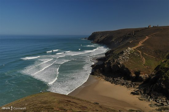 Porthtowan to Chapel Porth Circular Walk