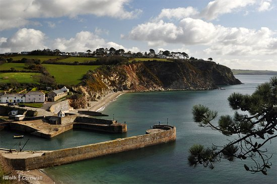 Charlestown to Porthpean Circular Walk