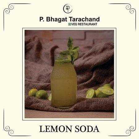 Lemon soda - Zindagi ki tarha kuch khatta ,kuch meetha! For the famous Lemon soda of P. Bhagat Tarachand, Visit us at Jaggi City Centre, Ambala.