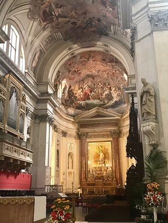 Beeindruckende Kathedrale