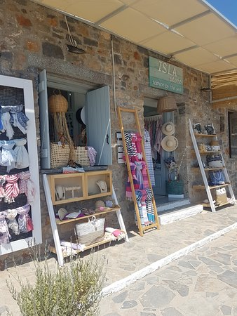 Plaka, Yunanistan: Isla store
