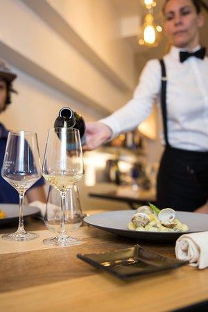 Ohima' Brasserie : Atmosphere