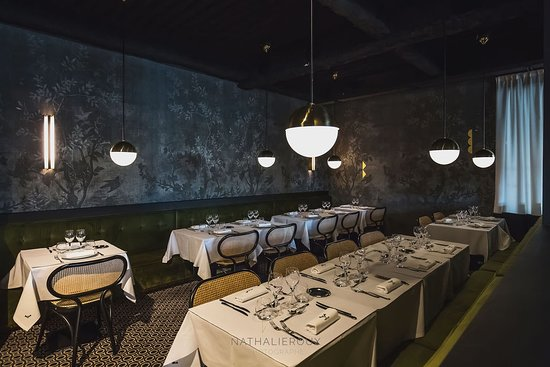 Chaponost, Франция: Le restaurant
