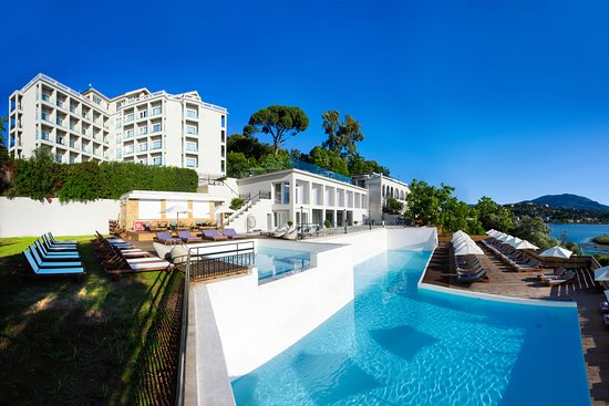 The Royal Grand Hotel Ab 53 8 1 Bewertungen Fotos Preisvergleich Kanoni Griechenland Tripadvisor