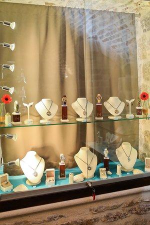 Exclusive silver enamel jewelry by NAMFLEG