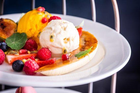 The Minnow: Dessert