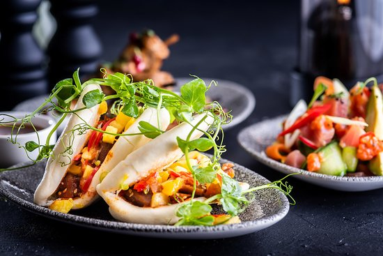 The Minnow: Bao Buns