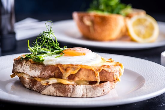 The Minnow: Croque Madame