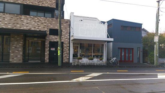 Milkwood Cafe: Outside