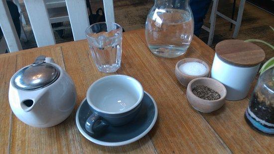 Milkwood Cafe: Tea