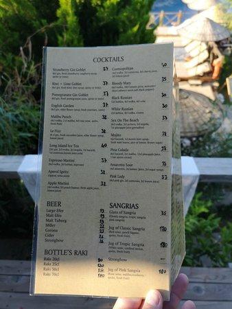 Olive Garden Kabak