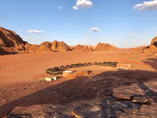Wadi Rum Sky - Tours and Camp