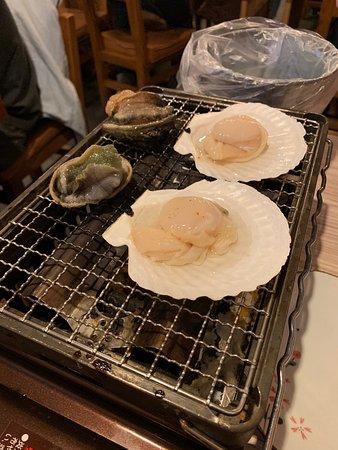 Nice Japanese cuisine
