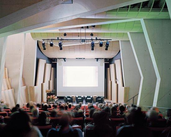 Montricher, สวิตเซอร์แลนด์: Auditorium de la Fondation Jan Michalski pour l'écriture et la littérature