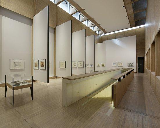 Montricher, สวิตเซอร์แลนด์: Salle d'exposition de la Fondation Jan Michalski pour l'écriture et la littérature