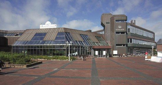 เวสต์เตอร์แลนด์, เยอรมนี: Außenansicht Syltness Center © Insel Sylt Tourismus-Service GmbH