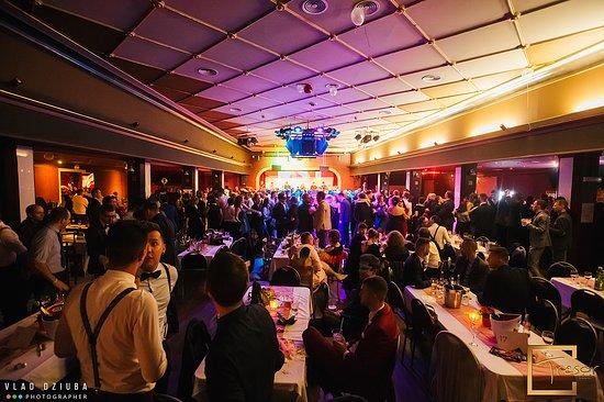 Bál Tresor club Prague